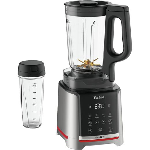 Tefal Infiny Mix BL91HD40 2.6 Litre Blender with 4 Accessories - Black / Stainless Steel