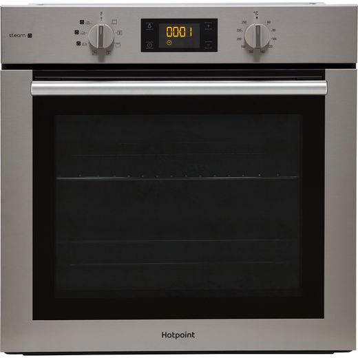 Hotpoint ActiveCook FA4S544IXH Built In Electric Single Oven - Stainless Steel