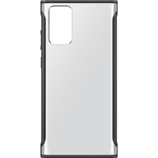 Samsung Clear Protective Case for Galaxy Note20 - Black