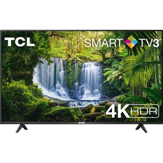 "TCL 43P610K 43"" Smart 4K Ultra HD TV"