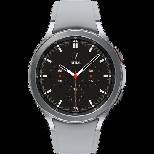 Samsung Galaxy Watch4 Classic, GPS + Cellular - 46mm - Silver