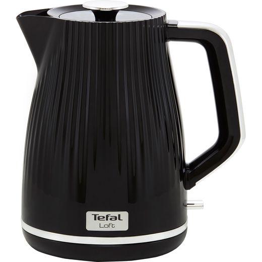 Tefal Loft KO250840 Kettle - Black