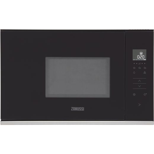 Zanussi ZMBN2SX Built In Microwave - Stainless Steel