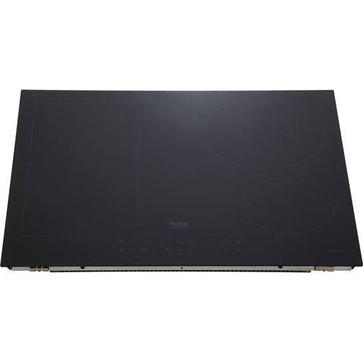 Black Beko HII64201MT 58cm Induction Hob