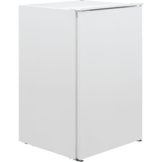 Zanussi ZUAN88ES Integrated Under Counter Freezer with Sliding Door Fixing Kit - E Rated