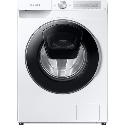 Samsung Series 6 AddWash™ AutoDose™ WW10T684DLH Wifi Connected 10.5Kg Washing Machine with 1400 rpm - White - A Rated