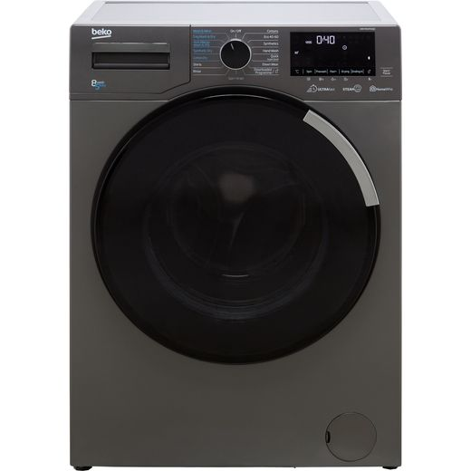 Beko WDEY854P44QG Washer Dryer - Graphite