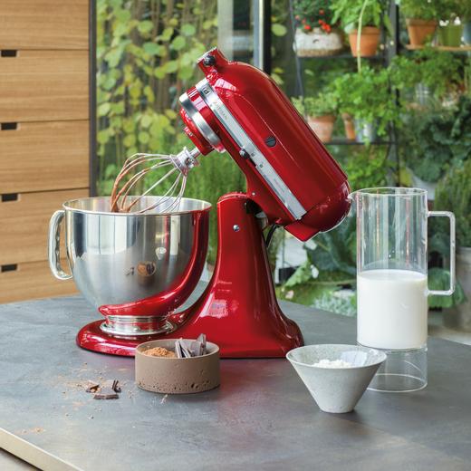 KitchenAid Artisan 5KSM175PSBER Stand Mixer with 4.8 Litre Bowl - Empire Red