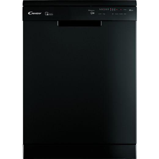 Candy Brava CYF6F52LNB Standard Dishwasher - Black - F Rated