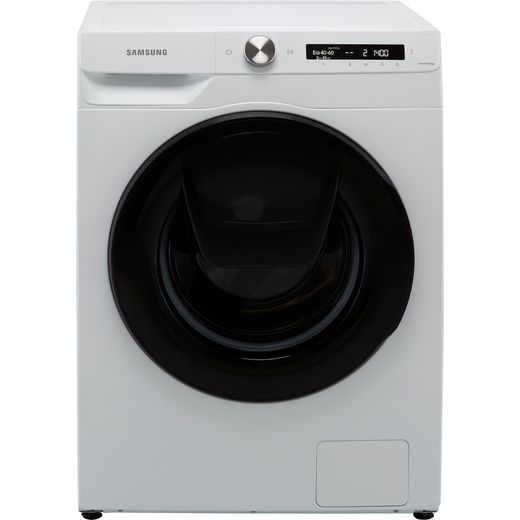 Samsung Series 5+ AddWash™ WW10T554DAW Wifi Connected 10.5Kg Washing Machine with 1400 rpm - White - A Rated