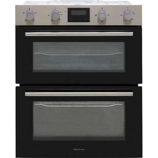 Hisense BID75211XUK Built Under Electric Double Oven - Stainless Steel - A/A Rated