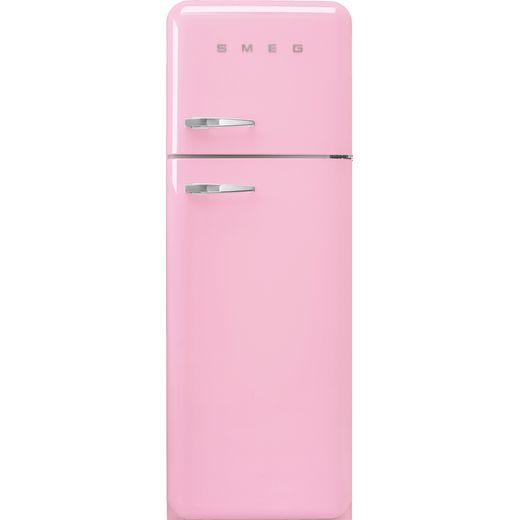Smeg Right Hand Hinge FAB30RPK5 70/30 Fridge Freezer - Pink - D Rated