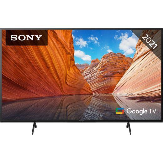 """Sony KD43X80JU 43"""" Smart 4K Ultra HD TV"""
