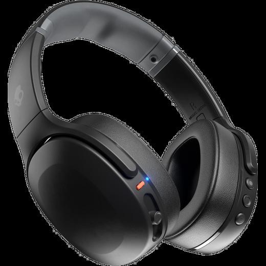 Skullcandy Crusher Evo Over-Ear Wireless Bluetooth Headphones - Black
