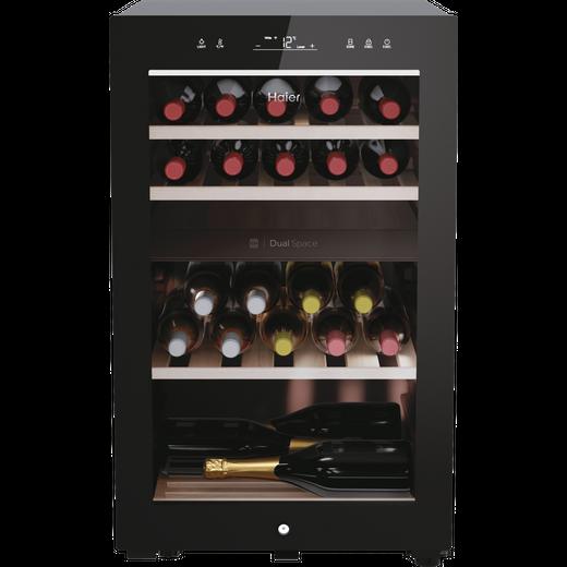 Haier HWS42GDAU1 Wine Cooler - Black - G Rated