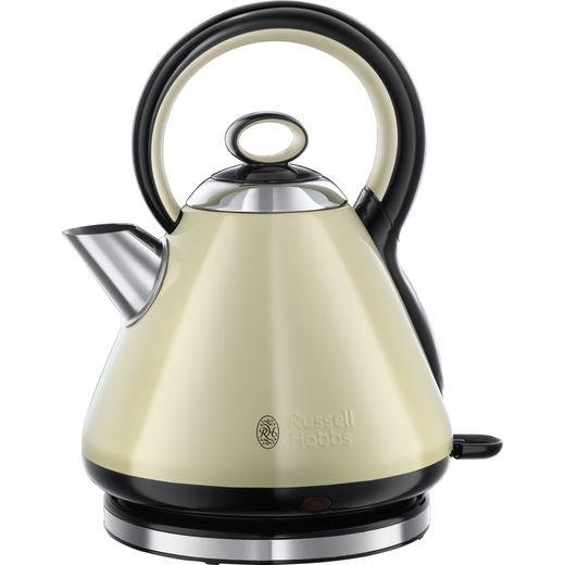 Russell Hobbs Legacy Quiet Boil 21888 Kettle - Cream