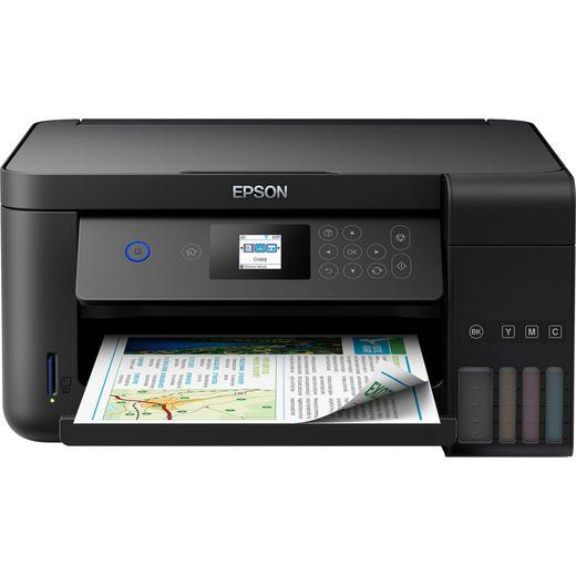 Epson EcoTank ET-2750 Inkjet Printer - Black