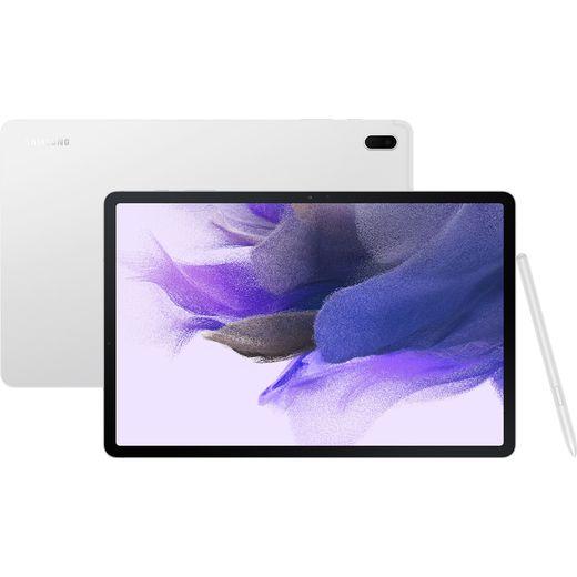 """Samsung Galaxy Tab S7 FE 12.4"""" 128GB Tablet - Silver"""
