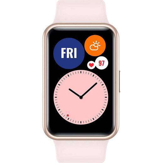 HUAWEI Watch Fit Smart Watch - Sakura Pink