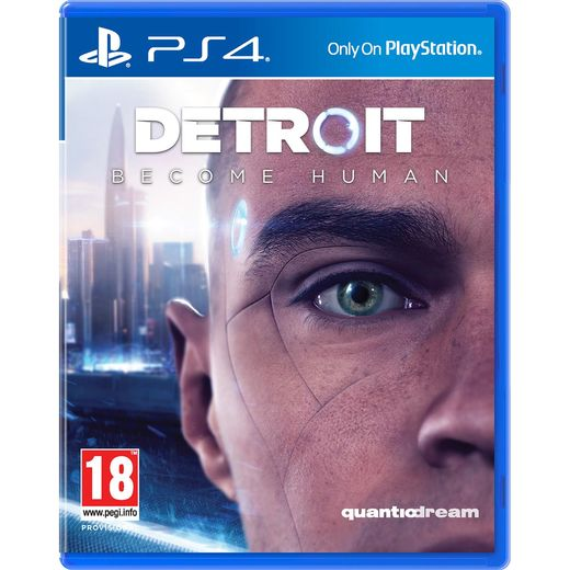 Detroit: Beyond Human for PlayStation 4