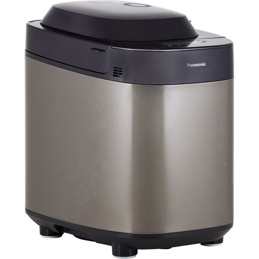 Panasonic SD-ZX2522KXC Bread Maker with 37 programmes - Black / Stainless Steel