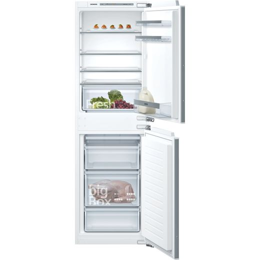 Siemens IQ-300 KI85VVFF0G Built In Fridge Freezer - White