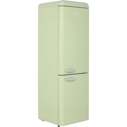Swan Retro SR11020GN 70/30 Fridge Freezer - Green - F Rated
