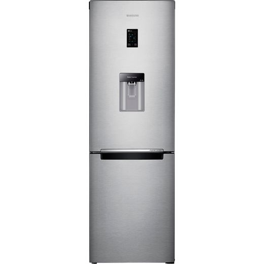 Samsung RB31FDRNDSA 70/30 Frost Free Fridge Freezer - Silver - F Rated