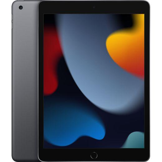 """Apple iPad 10.2"""" 256GB WiFi 2021 - Space Grey"""