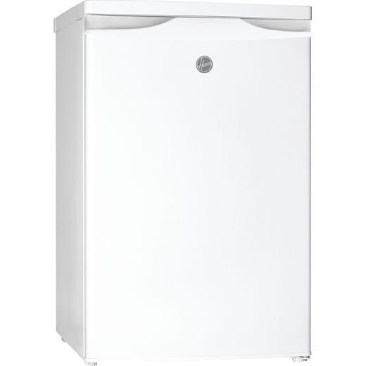 Hoover HFOE54WN Fridge with Ice Box - White - F Rated