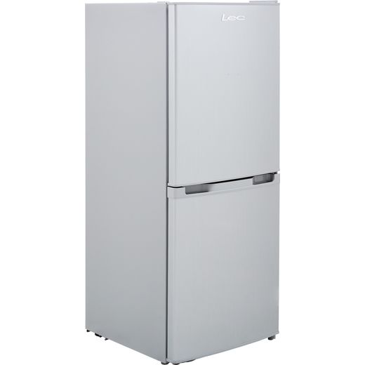 Lec T5039S.1 50/50 Fridge Freezer - Silver - F Rated