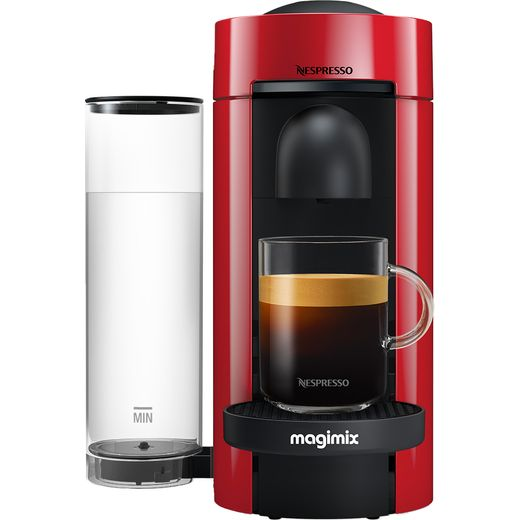 Nespresso by Magimix Vertuo Plus Limited Edition 11389 - Red