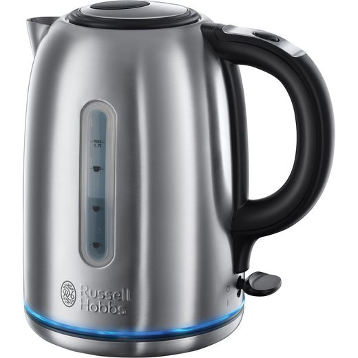 Russell Hobbs Quiet Boil 20460 Kettle - Stainless Steel