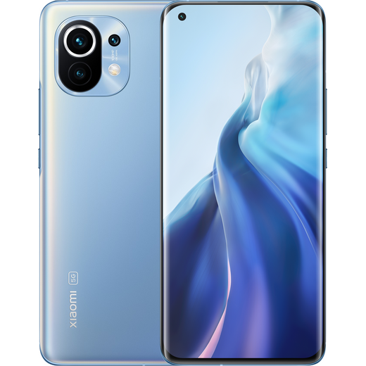 Mi 11 Smartphone Blue