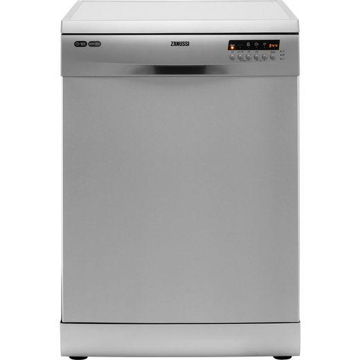 Zanussi ZDF26004XA Standard Dishwasher - Stainless Steel - F Rated