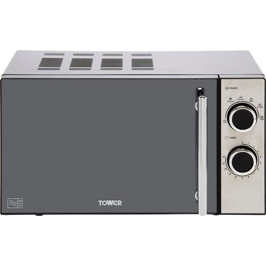 Tower T24015 Microwave - Black