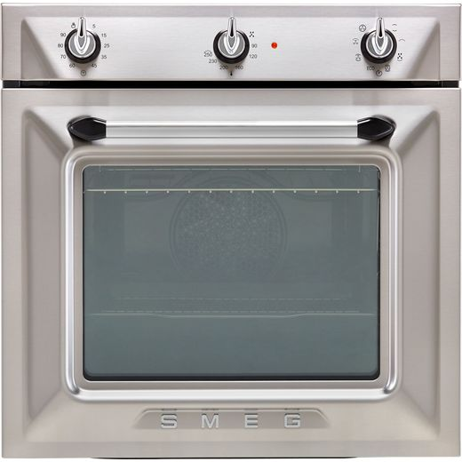 Smeg Victoria SF6905X1 Built In Electric Single Oven - Stainless Steel