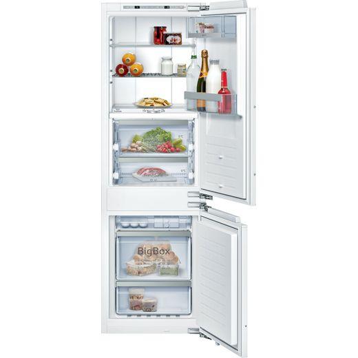 NEFF N90 KI8865DE0 Built In Fridge Freezer - White