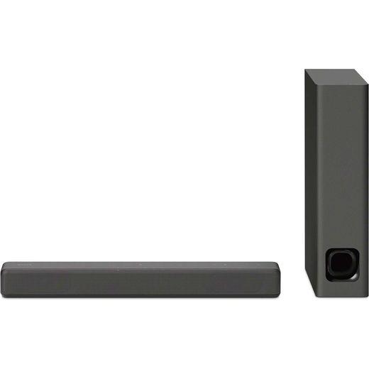 Sony HT-MT300 Bluetooth 2.1 Soundbar with Wireless Subwoofer - Black
