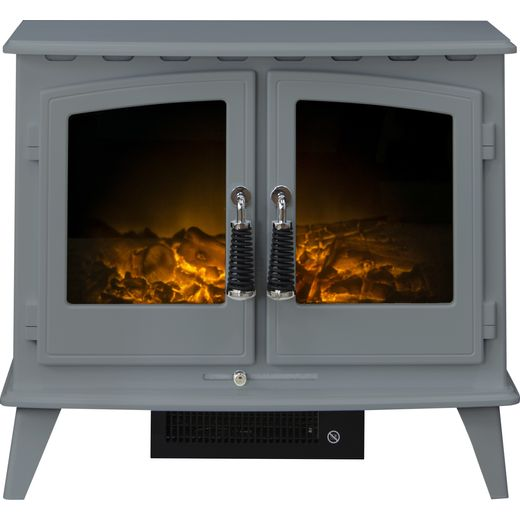 Adam Fires 22618 Log Effect - Grey