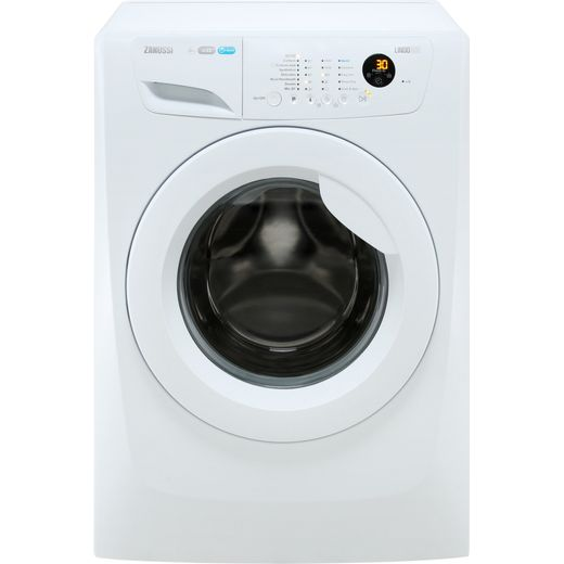 Zanussi Lindo300 ZWF81463W 8Kg Washing Machine with 1400 rpm - White - E Rated