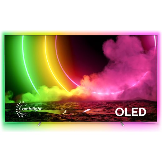 """Philips 65OLED806 65"""" Smart Ambilight 4K Ultra HD Android OLED TV"""