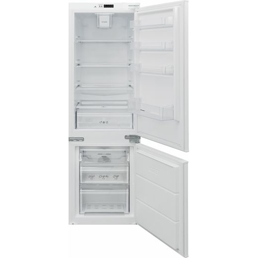 Candy BCBF174FTK Integrated 70/30 Frost Free Fridge Freezer with Sliding Door Fixing Kit - White - E Rated