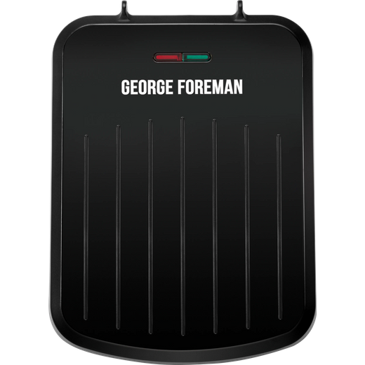 George Foreman Fit Grill - Small 25800 Health Grill - Black