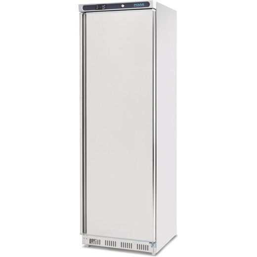 Polar CD083 Commercial Upright Freezer - Stainless Steel - B Rated