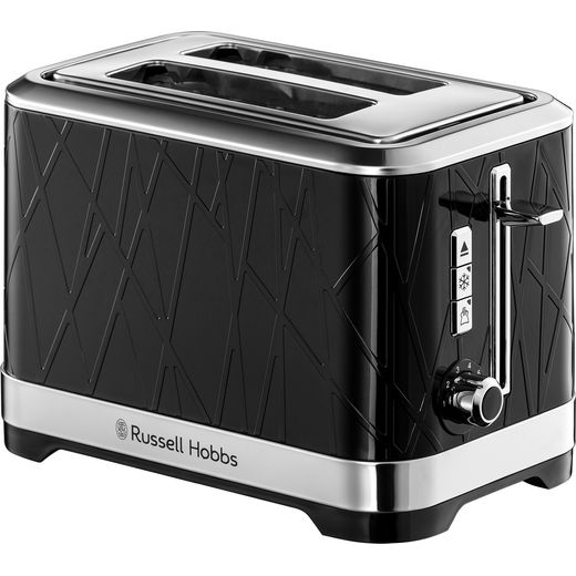 Russell Hobbs Structure 28091 2 Slice Toaster - Black