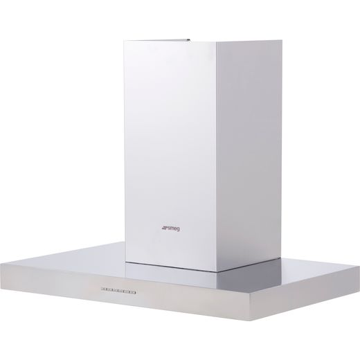 Smeg KBT700XE 70 cm Chimney Cooker Hood - Stainless Steel - A Rated