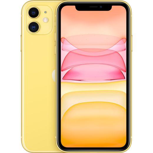 Apple iPhone 11 256GB in Yellow