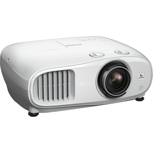 Epson EH-TW7000 Projector 4K Ultra HD - White