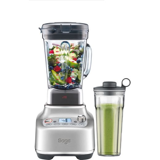 Sage The Super Q SBL920BSS 2 Litre Blender with 3 Accessories - Brushed Stainless Steel